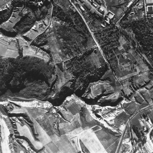 Babi Yar: Aerial Photos