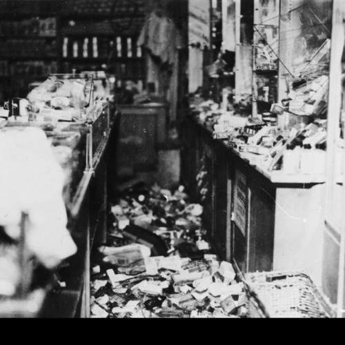 Kristallnacht: Damages and Death